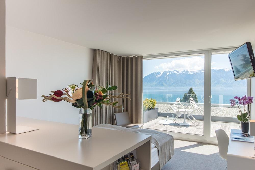 image 1 at Hotel Lavaux by Route de Vevey 51 Cully Bourg-en-Lavaux VD 1096 Switzerland