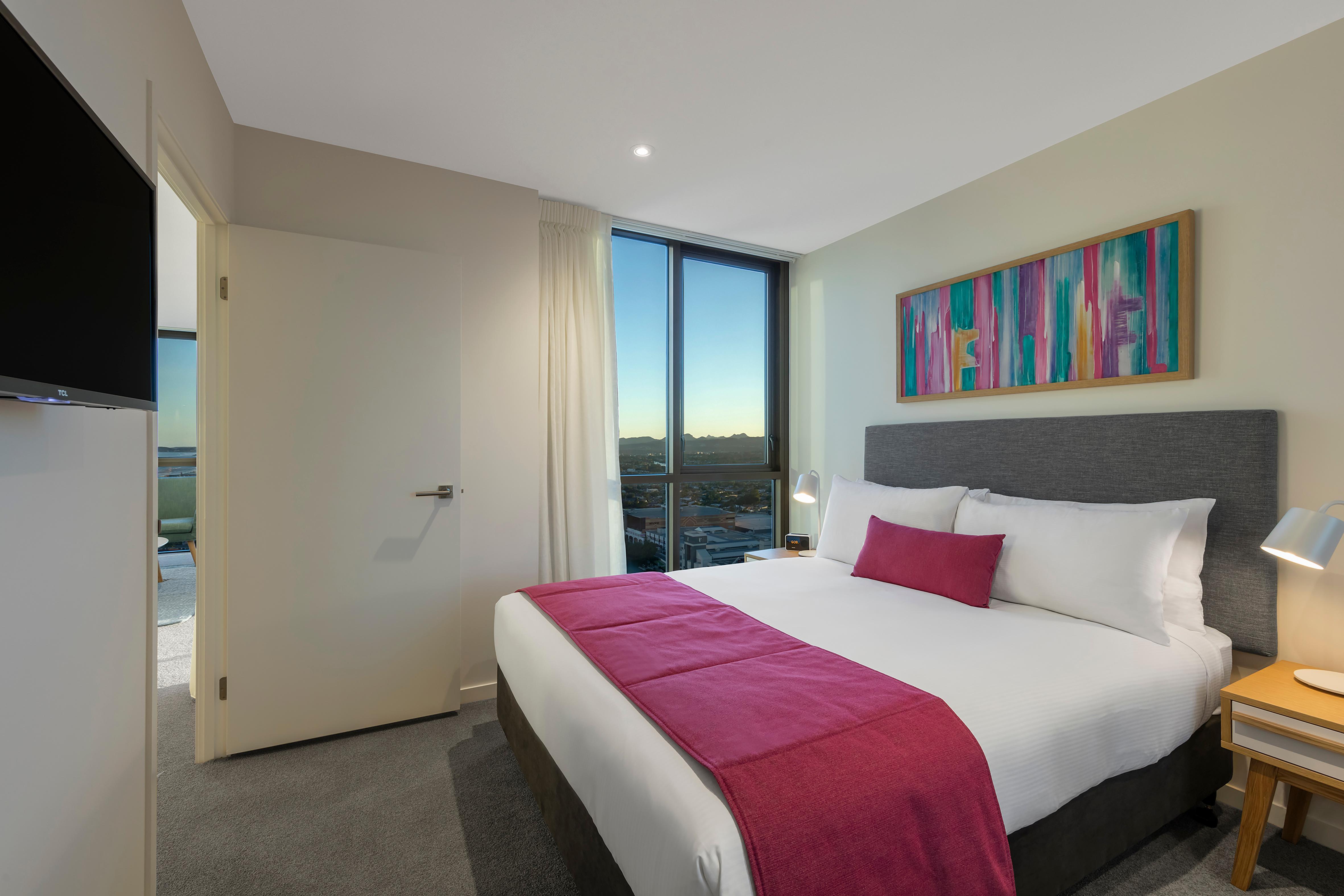 Two-Bedroom Ocean Suite image 1 at AVANI Broadbeach Gold Coast Residences - Feb 2020 by City of Gold Coast, Queensland, Australia