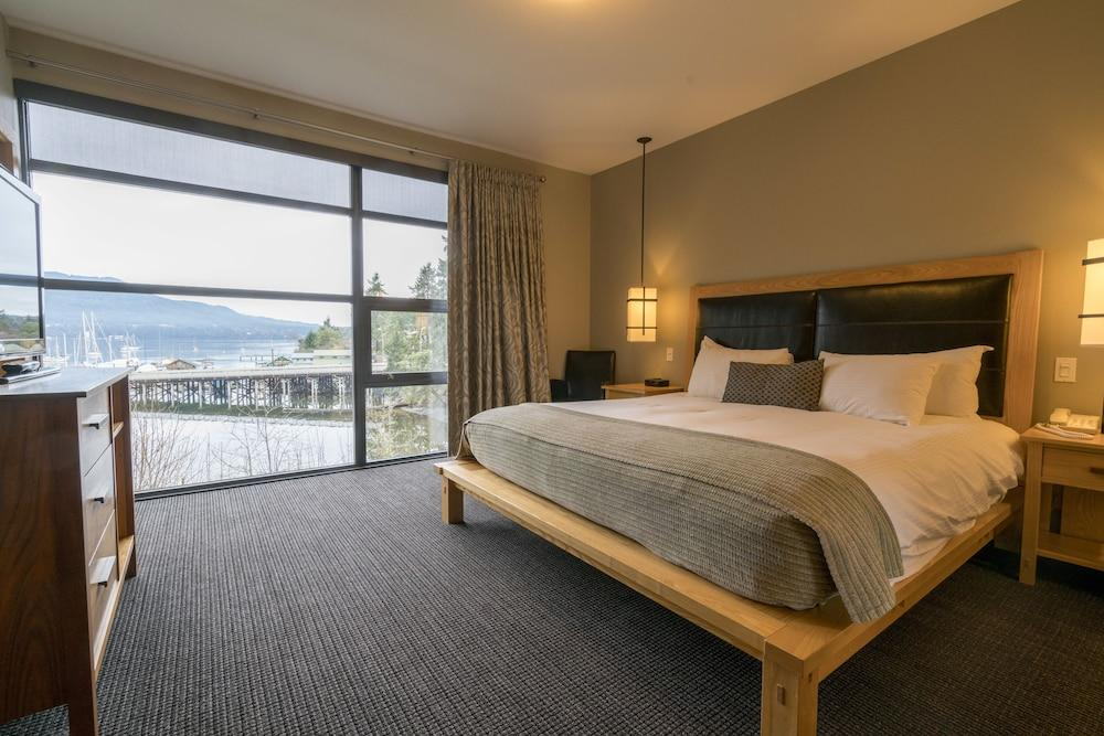 image 1 at Brentwood Bay Resort & Spa by 849 Verdier Ave Brentwood Bay BC British Columbia V8M1C5 Canada