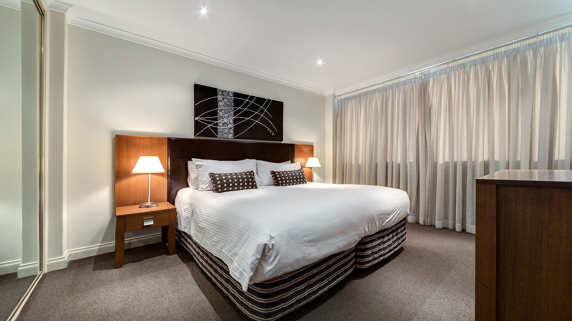 Deluxe One-Bedroom Apartment image 1 at The York By Swiss-Belhotel by Council of the City of Sydney, New South Wales, Australia