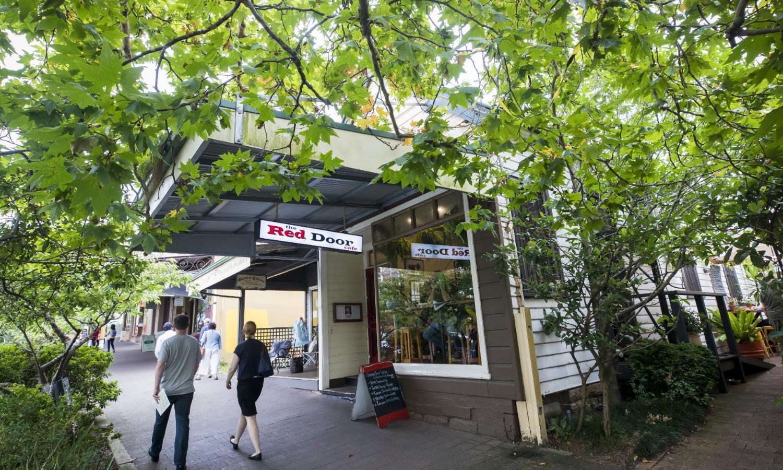 Red Door Cafe
