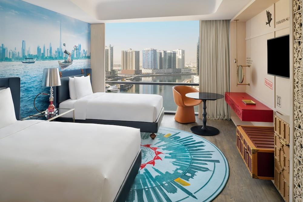 image 1 at Hotel Indigo Dubai Downtown, an IHG Hotel by Marasi Drive, PO Box 24666 Dubai 00000 United Arab Emirates