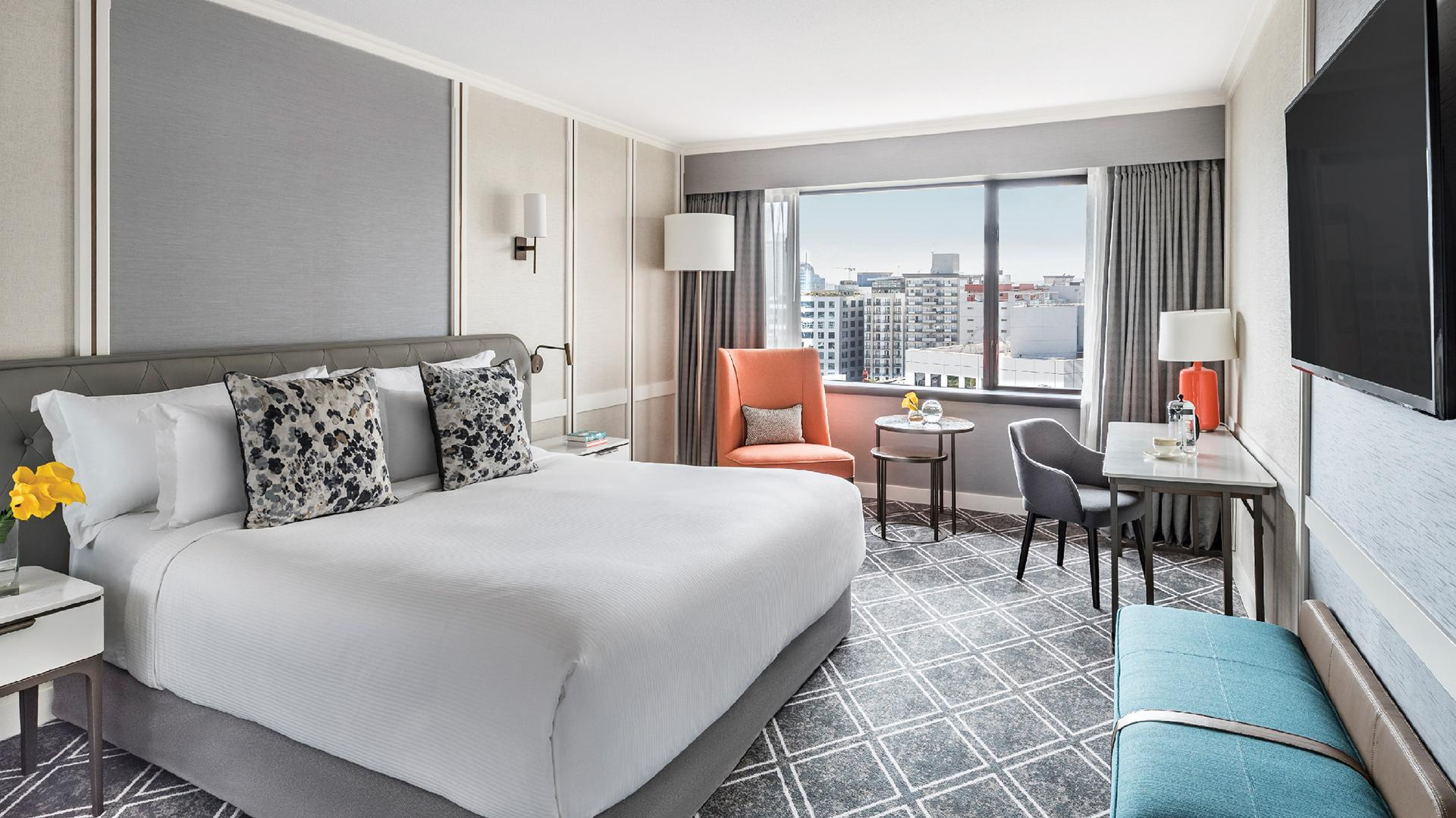 Deluxe Room image 1 at Cordis Auckland by null, Auckland, New Zealand