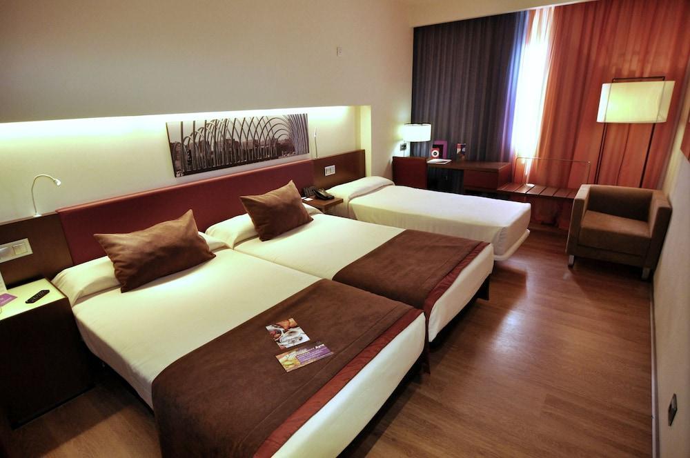 image 1 at Ayre Gran Hotel Colon by C/ del Pez Volador, 1 Madrid Madrid 28007 Spain