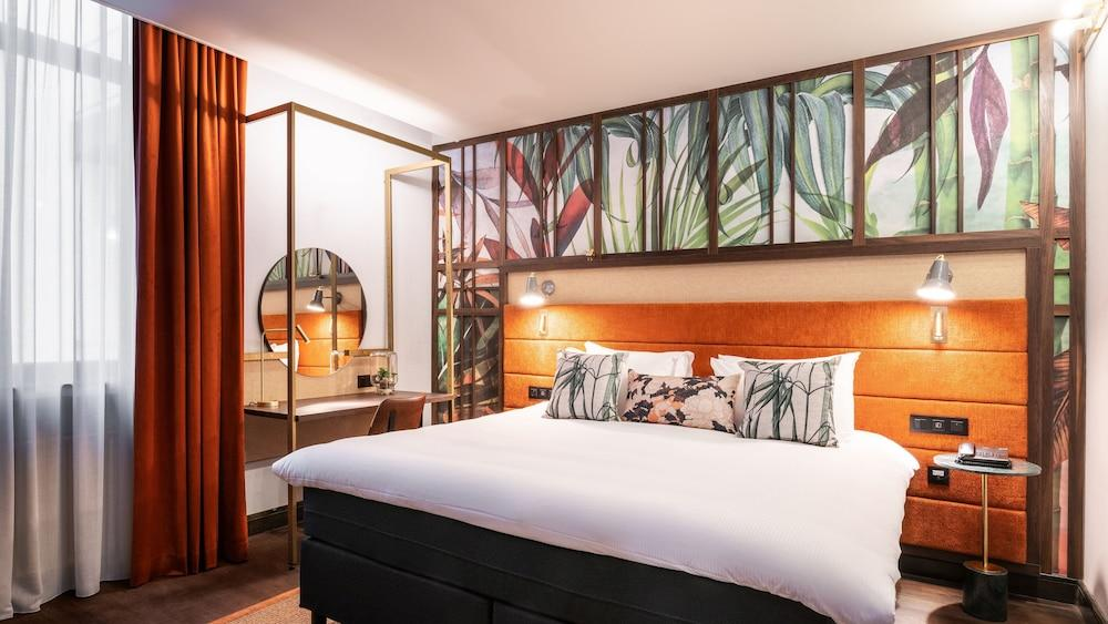 image 1 at Hotel Indigo Brussels - City, an IHG Hotel by Place Charles Rogier 20 Brussels 1210 Belgium