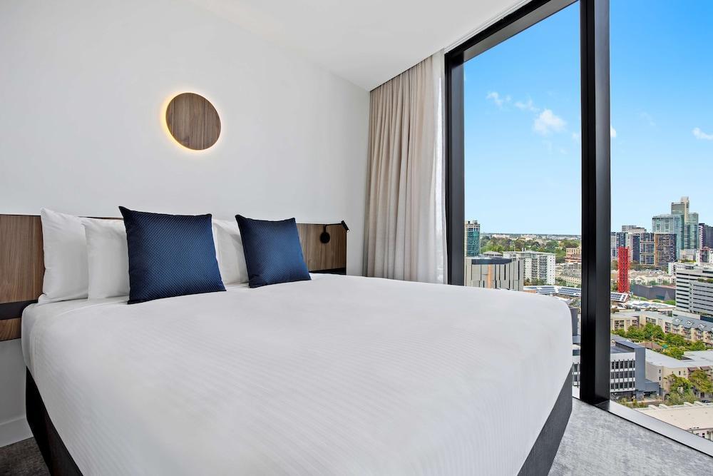 image 1 at Adina Apartment Hotel Melbourne Southbank by 55 Southbank Boulevard Southbank Southbank VIC Victoria 03006 Australia