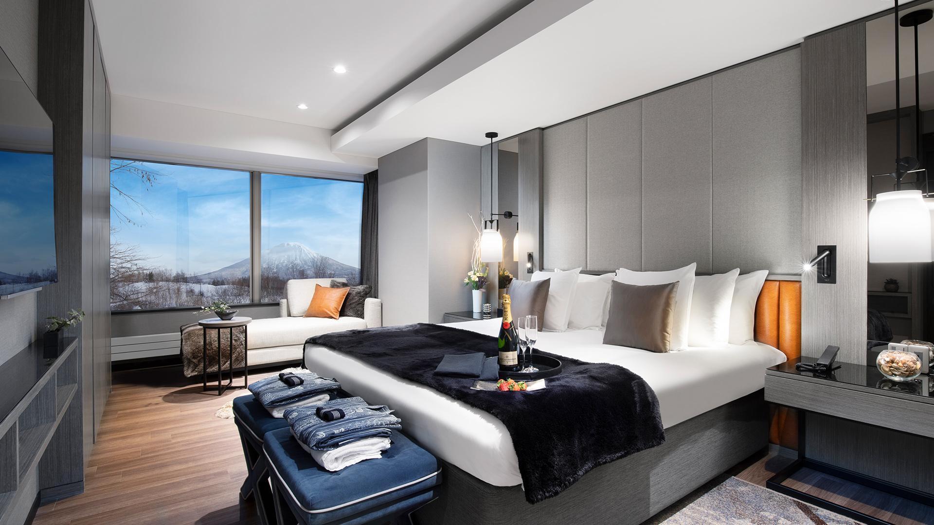 Two-Bedroom Suite (2020) image 1 at Hinode Hills Niseko Village by Abuta-gun, Hokkaido, Japan