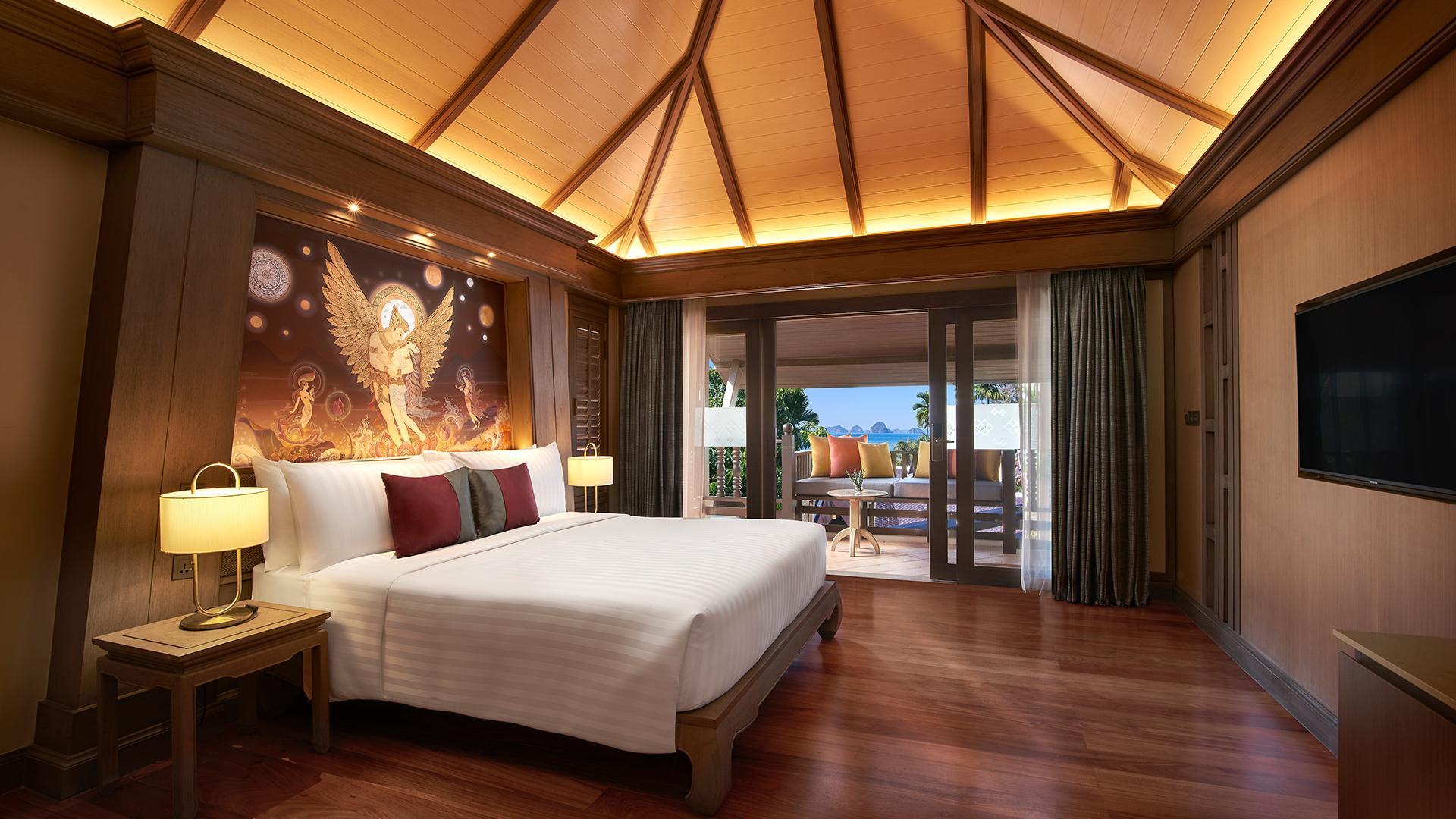Grand Deluxe Room image 1 at Amari Vogue Krabi by Amphoe Mueang Krabi, Chang Wat Krabi, Thailand