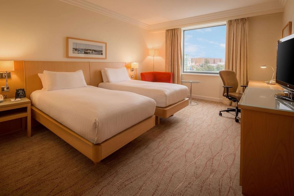 image 1 at Hilton Dublin Airport Hotel by Northern Cross Malahide Road Dublin 17 Ireland