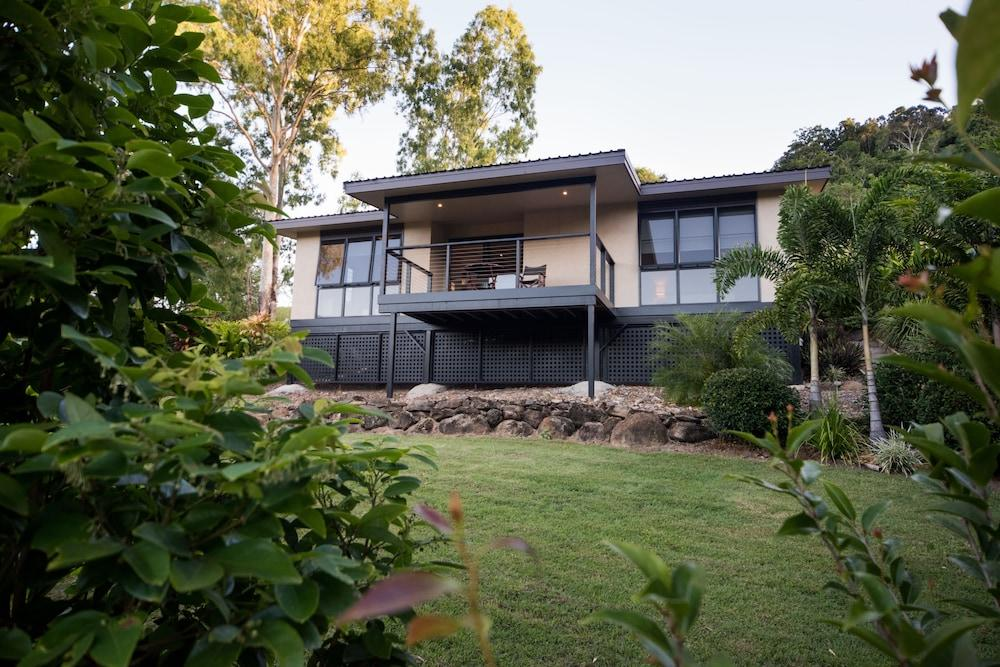image 1 at Seclude Rainforest Retreat by 637 Saltwater Creek Road Palm Grove QLD Queensland 4800 Australia