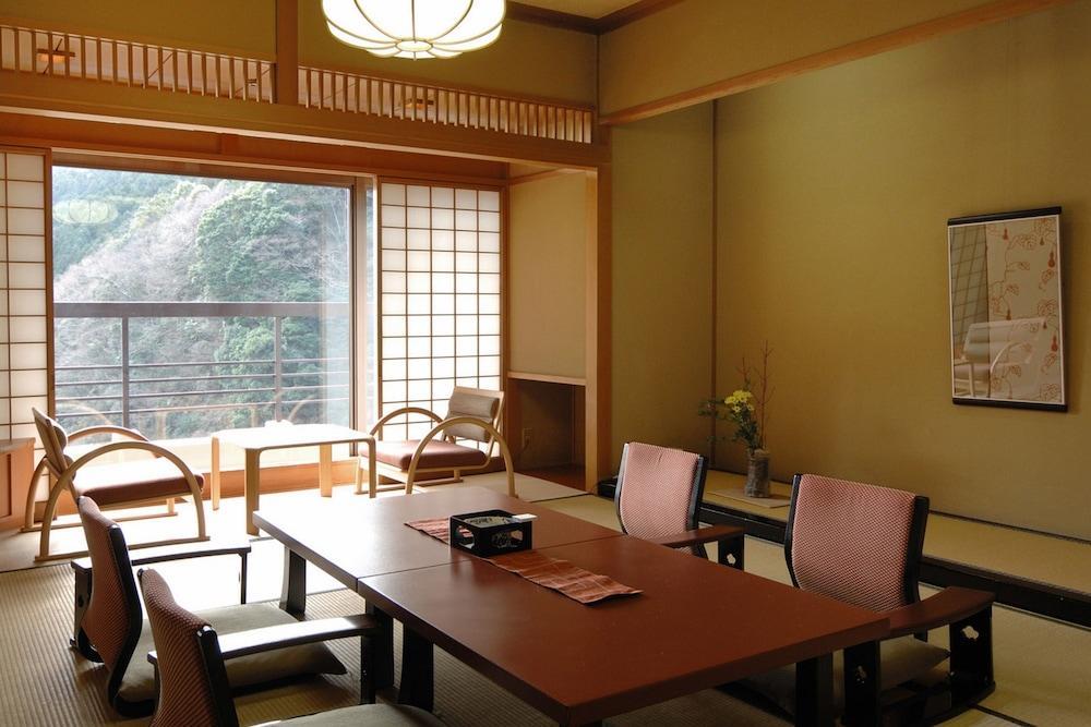image 1 at Sansuirou Ryokan by 673 Miyakami Yugawara Ashigarashimo Yugawara Kanagawa-ken 259-0314 Japan