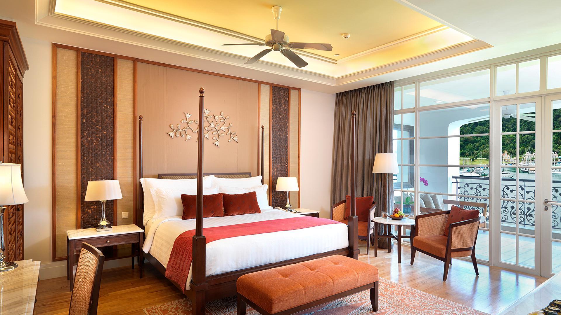 Marina Room image 1 at The Danna Langkawi by null, Kedah, Malaysia