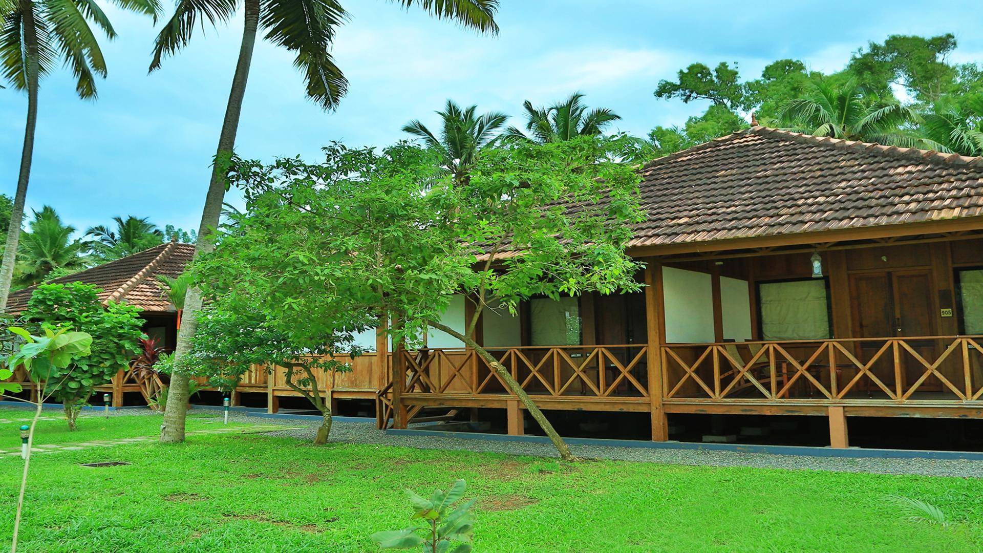 Pool Villa image 1 at Estuary Sarovar Portico by Thiruvananthapuram, Kerala, India