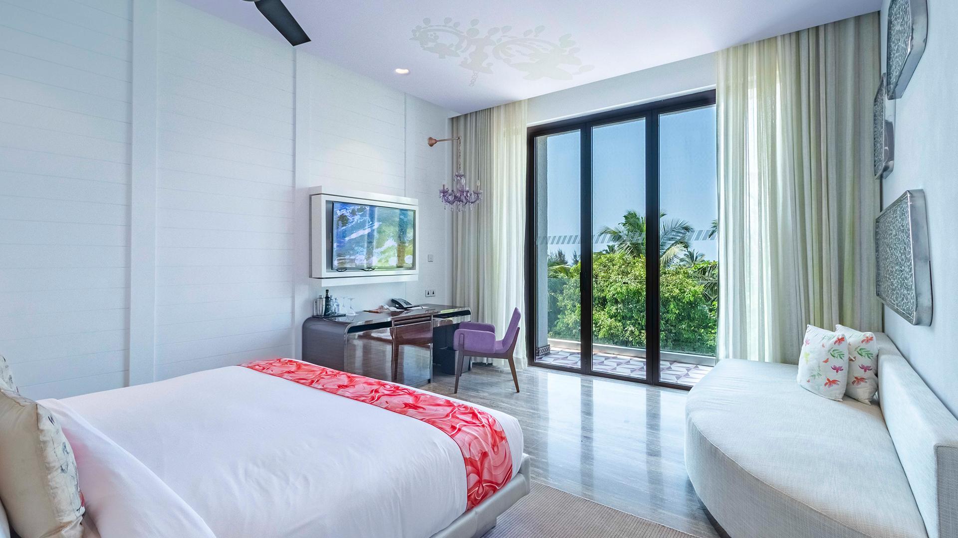 Wonderful Room image 1 at W Goa by North Goa, Goa, India