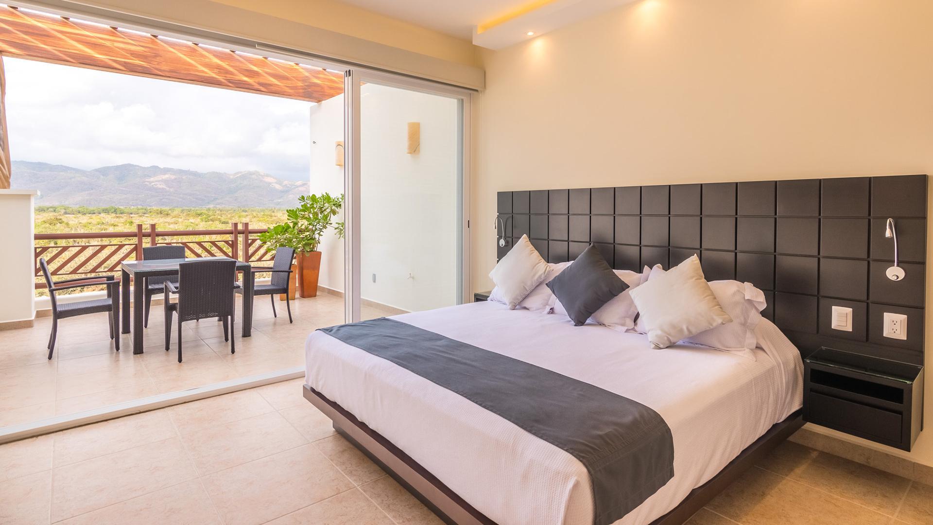Mountain View Studio image 1 at Vivo Resorts by null, Oaxaca, Mexico