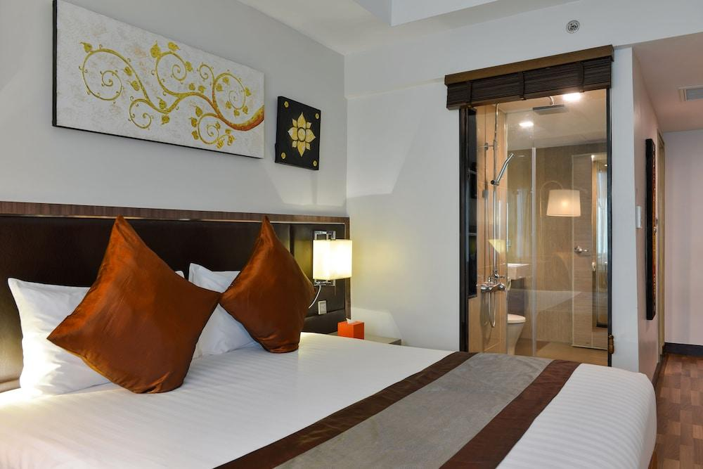 image 1 at Grand Swiss Hotel Sukhumvit 11 by 155/23-24 Sukhumvit Soi 11 Bangkok Bangkok 10110 Thailand