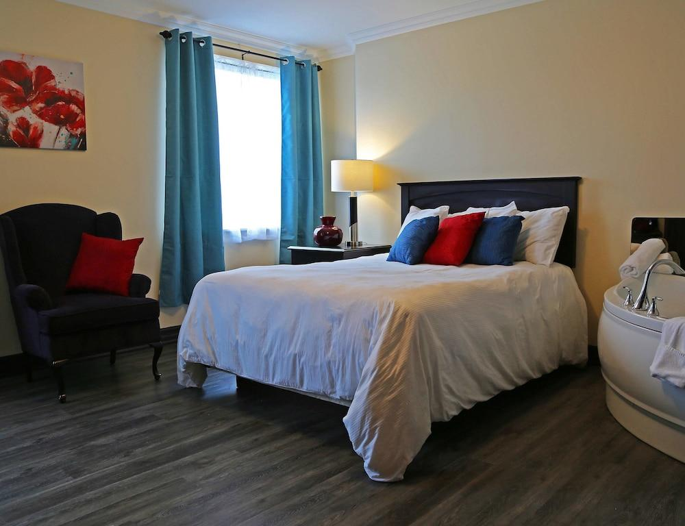 image 1 at Monastery Spa & Suites by The Leaside Group by 63 Patrick St St. John's NL Newfoundland A1E 2S5 Canada