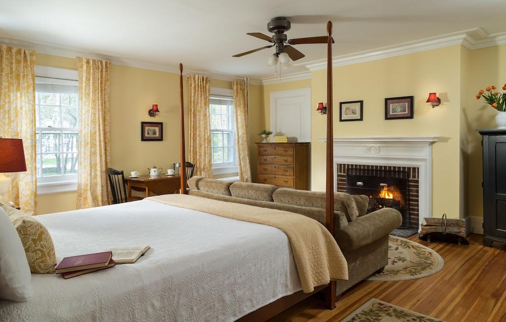 image 1 at The Four Chimneys Inn by 21 West Road Bennington VT Vermont 05201 United States