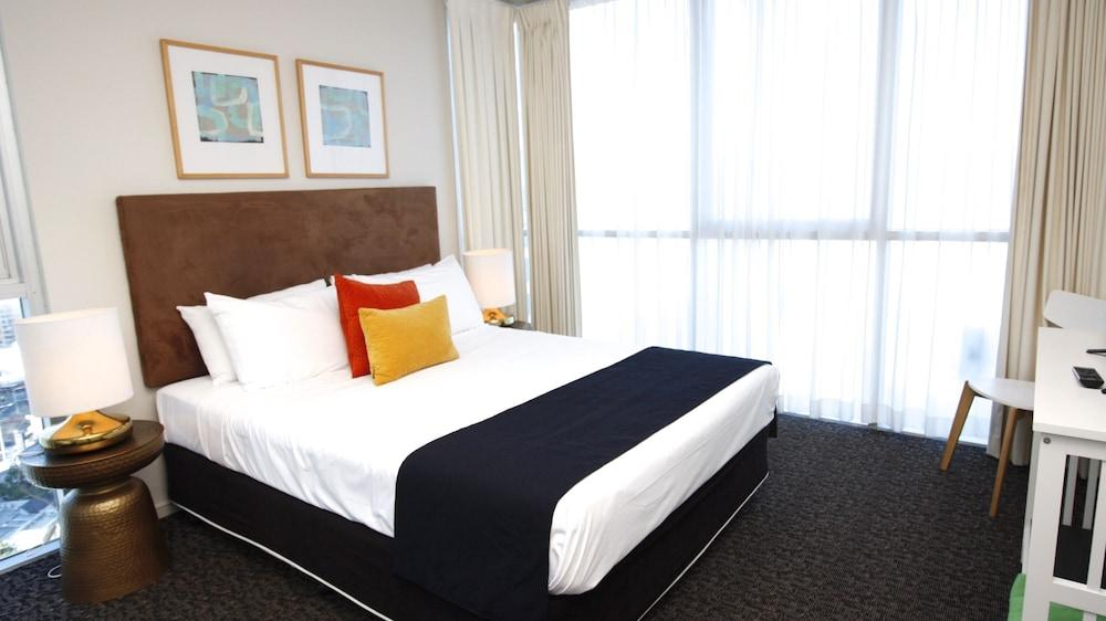 image 1 at Peep Sleep Chevron Towers by 23 Ferny Ave Surfers Paradise QLD Queensland 4217 Australia
