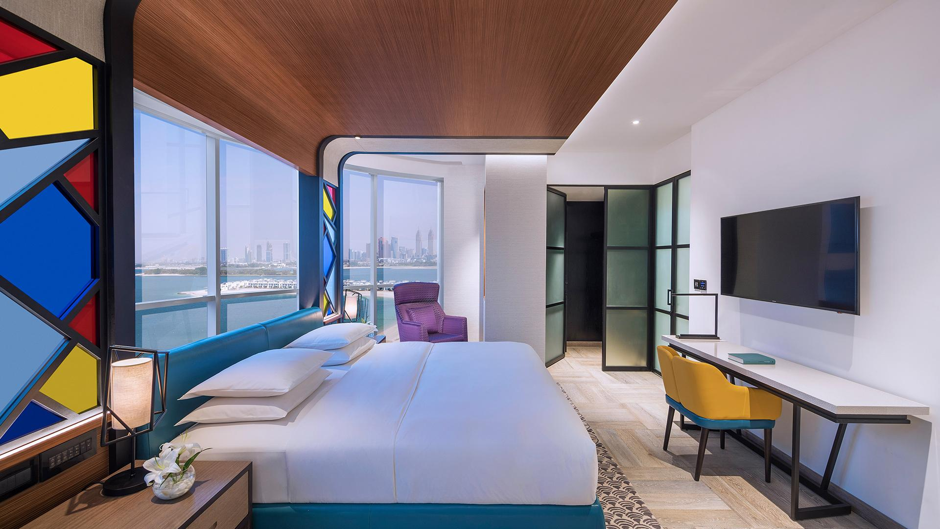 Andaz Suite Palm View image 1 at Andaz Dubai The Palm by null, Dubai, United Arab Emirates