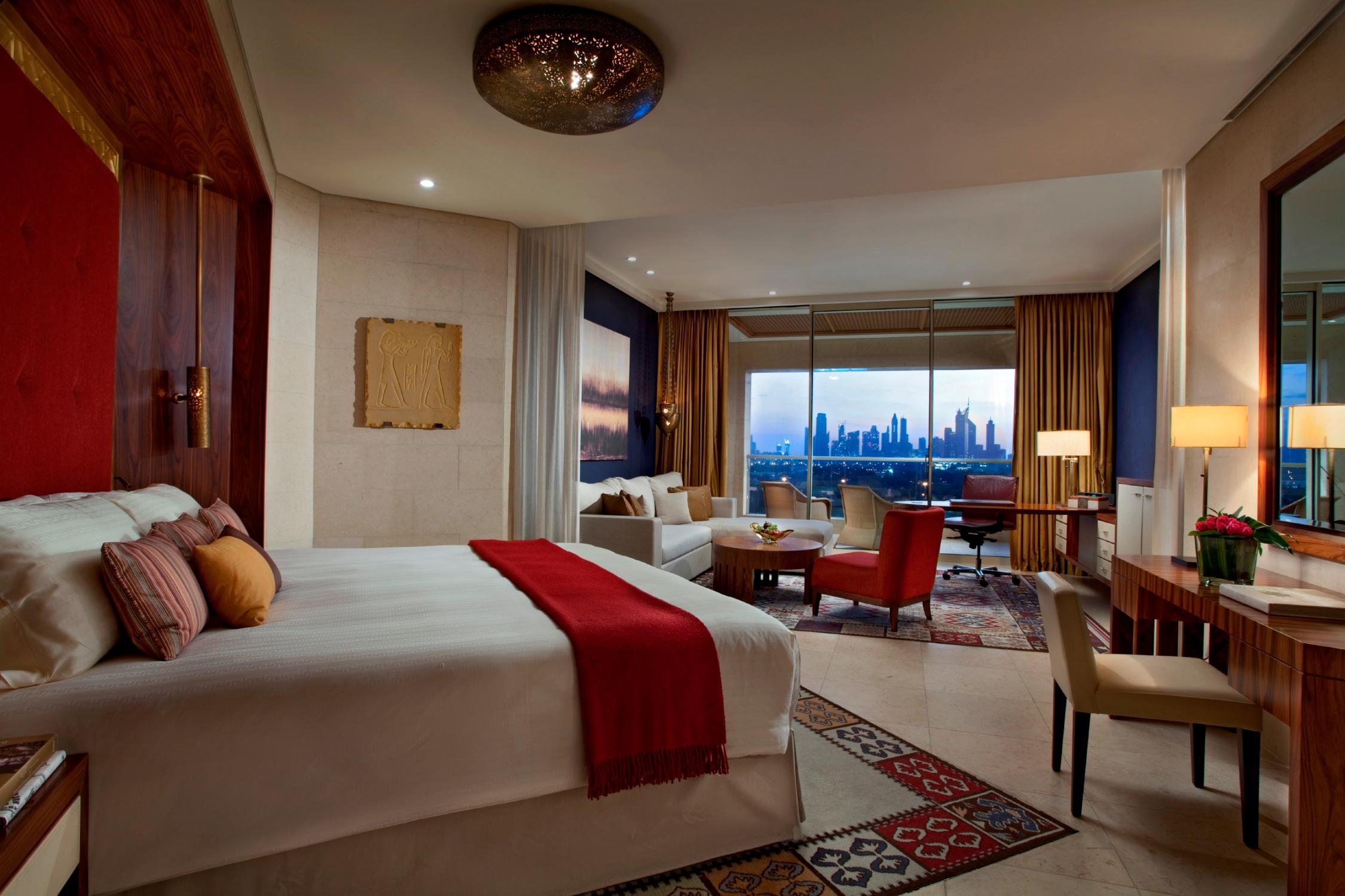 Raffles Club Skyline Room image 1 at Raffles Dubai by null, Dubai, United Arab Emirates