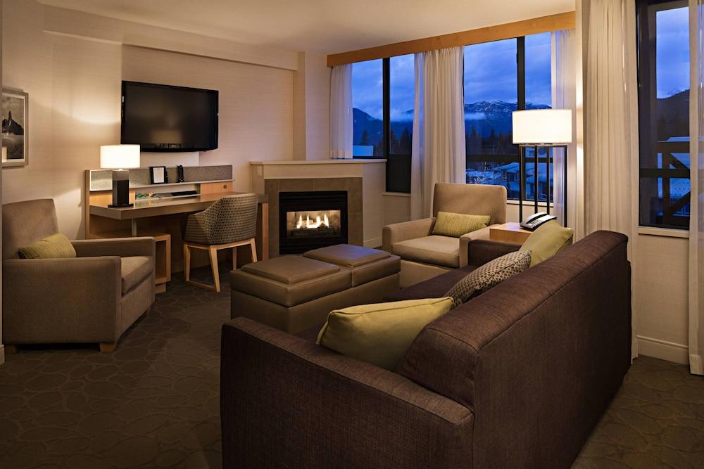 image 1 at Delta Hotels by Marriott Whistler Village Suites by 4308 Main St Whistler BC British Columbia V0N1B4 Canada