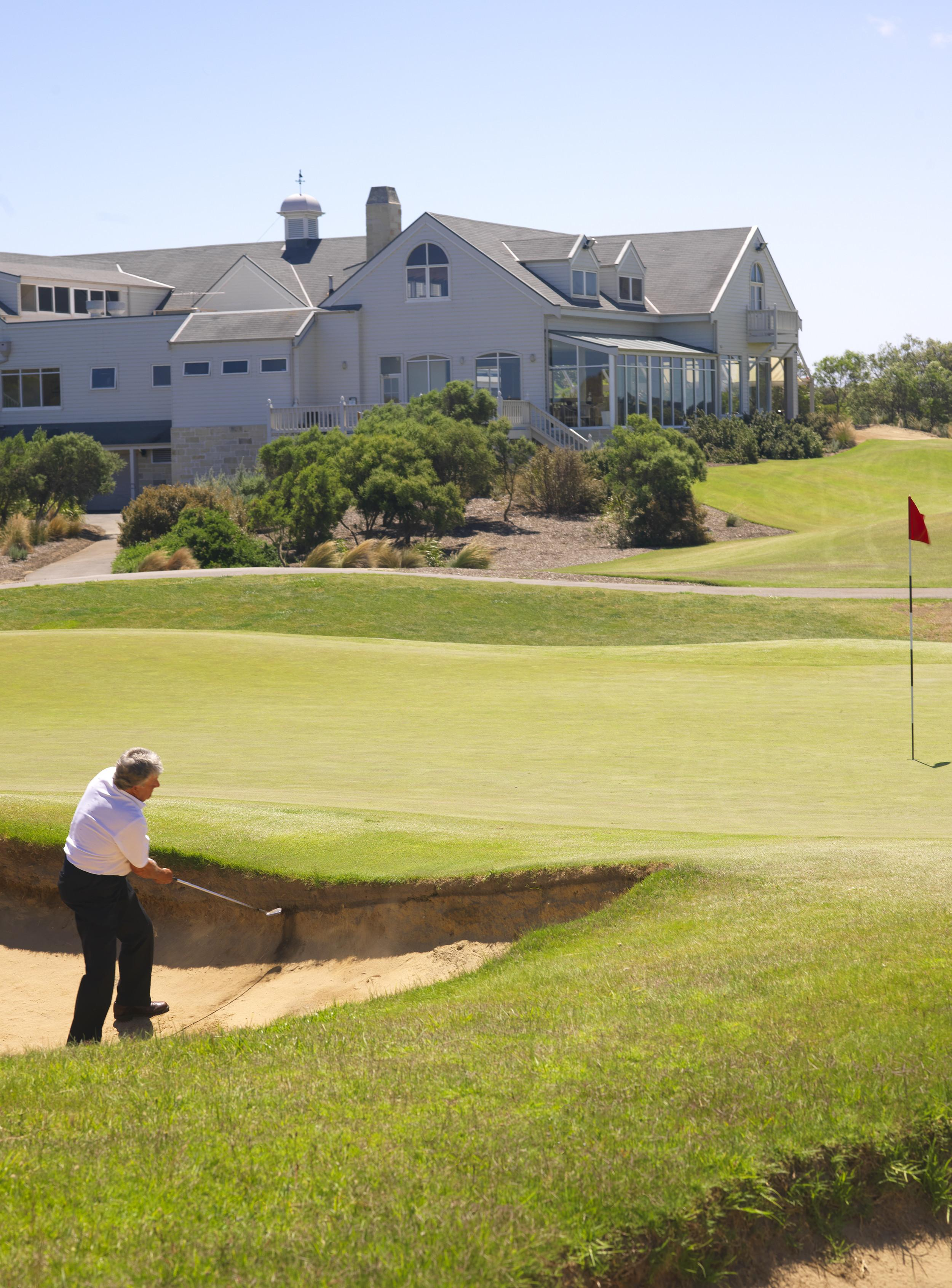 Dunes Golf Links course