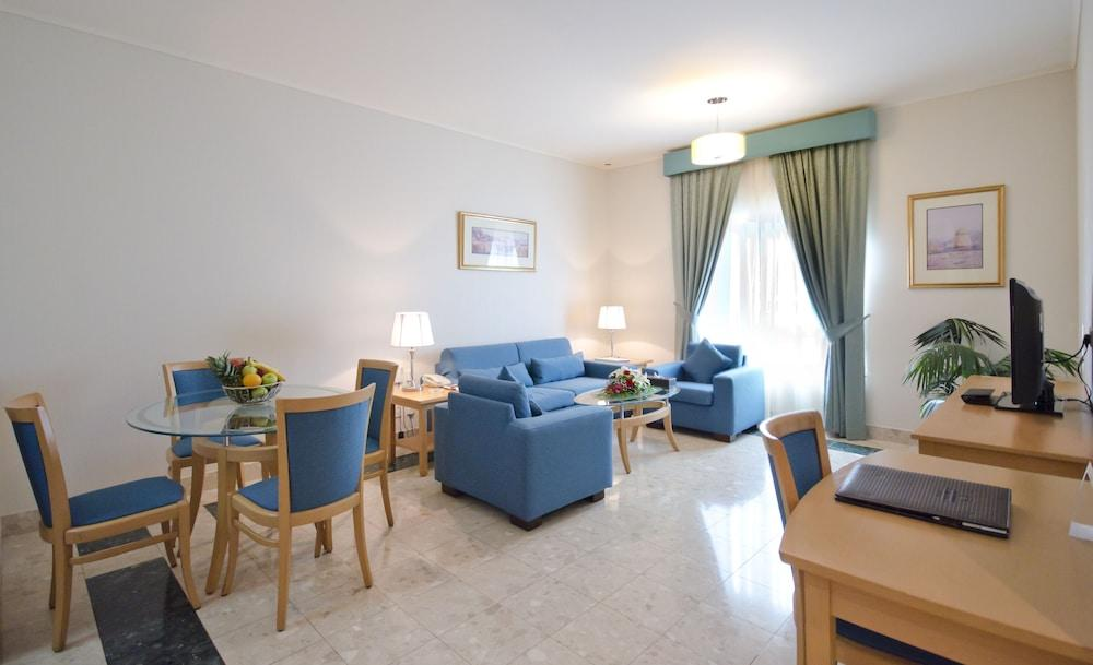 image 1 at Al Bustan Residence Hotel-Apartments by Al Qusais Area at Al Nahda Street Dubai 20107 United Arab Emirates