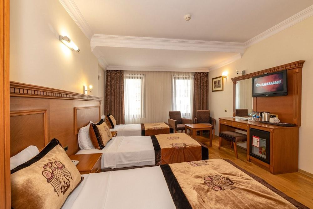 image 1 at The Byzantium Hotel & Suites - Special Class by Akbiyik Cad. No:29 Sultanahmet Istanbul Istanbul 34122 Turkey