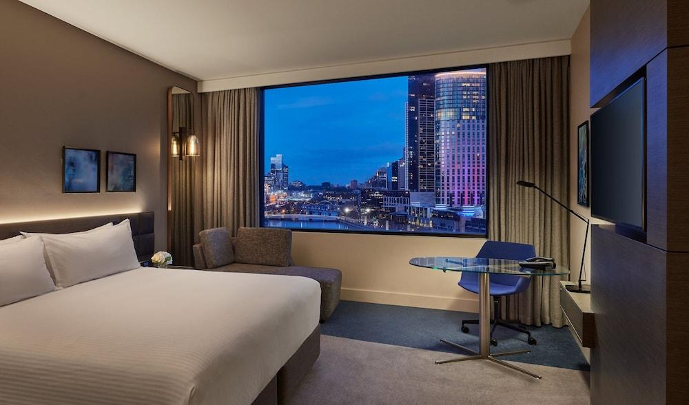 image 1 at Crowne Plaza Melbourne, an IHG Hotel by 1-5 Spencer Street Docklands VIC Victoria 3008 Australia