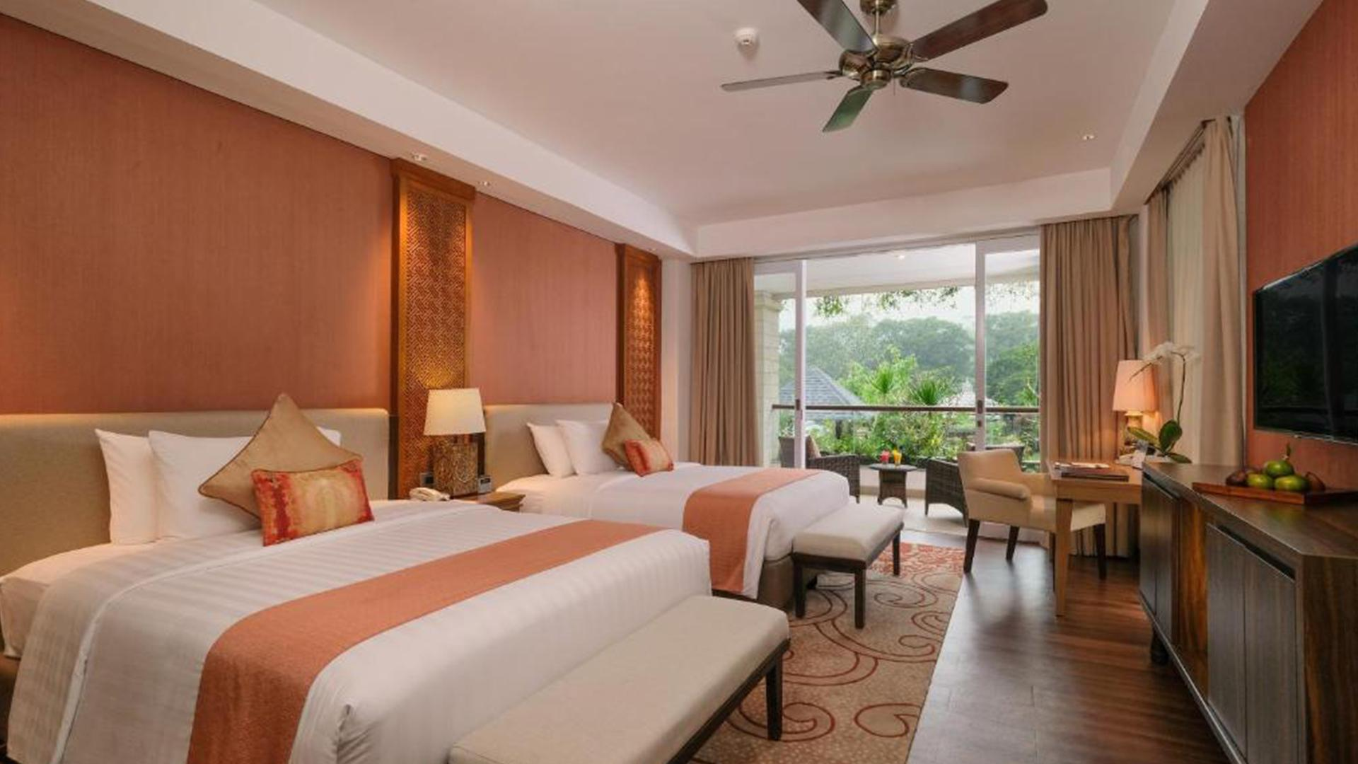 Deluxe Family Room image 1 at Saranam Resort & Spa* by Kabupaten Tabanan, Bali, Indonesia