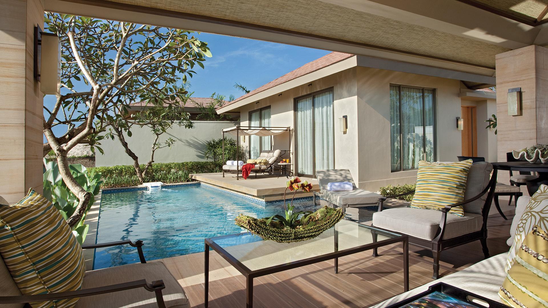 One-Bedroom Garden Pool Villa image 1 at Mulia Villas by Kabupaten Badung, Bali, Indonesia