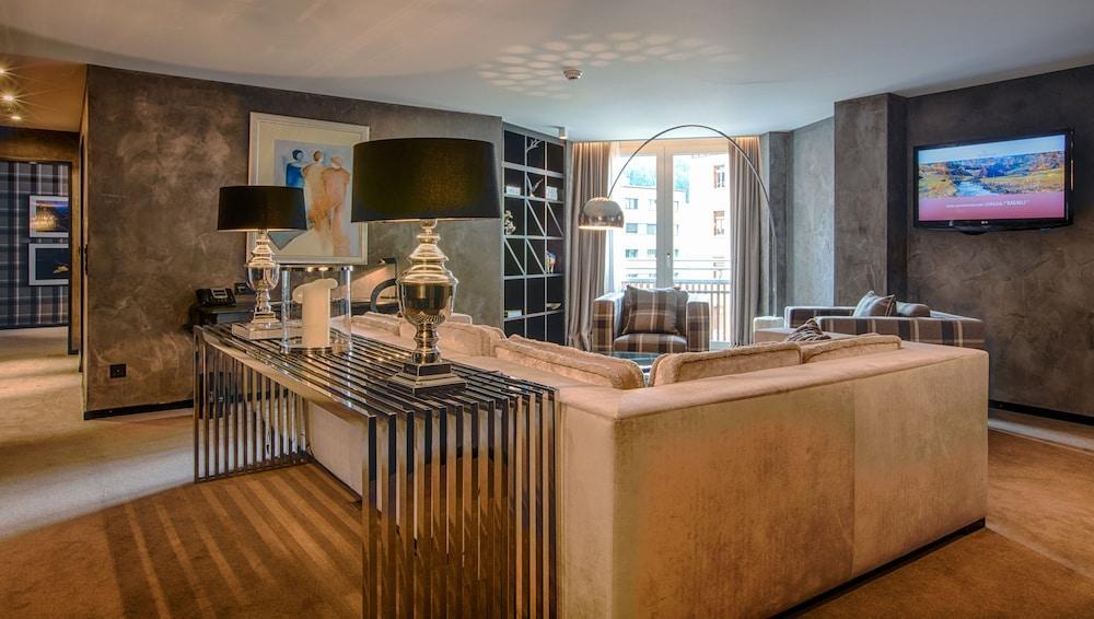 image 1 at Grischa - DAS Hotel Davos by Talstrasse 3 Davos GR 7270 Switzerland