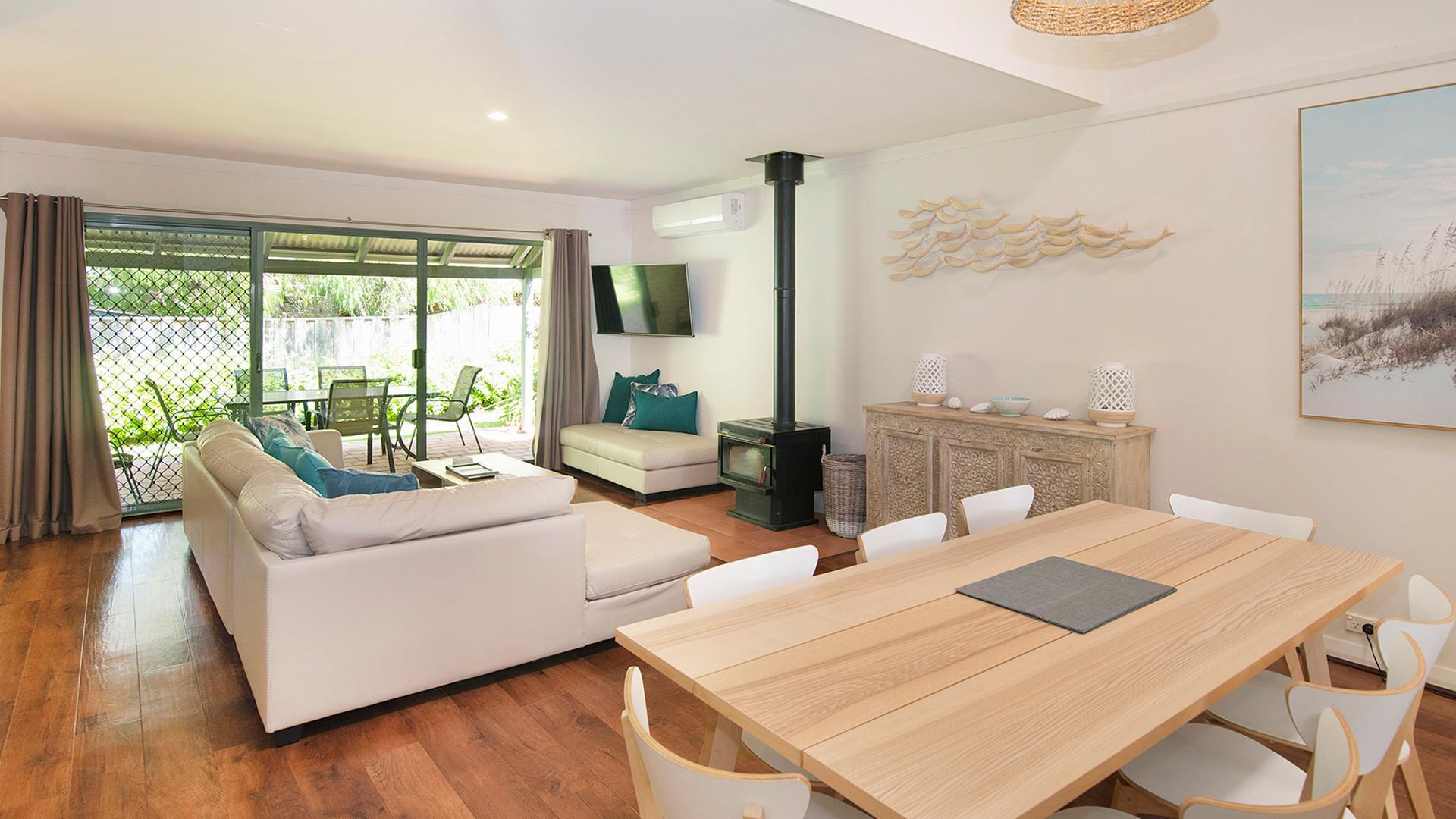 Two-Bedroom Villa image 1 at Bayshore Beachside Resort by City of Busselton, Western Australia, Australia
