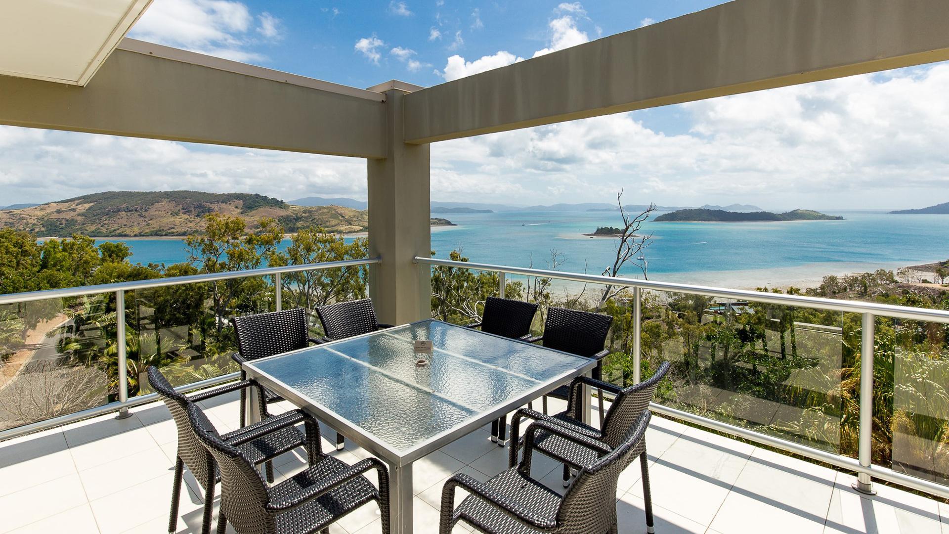 Skiathos Villa image 1 at Skiathos on Hamilton Island by Whitsunday Regional, Queensland, Australia