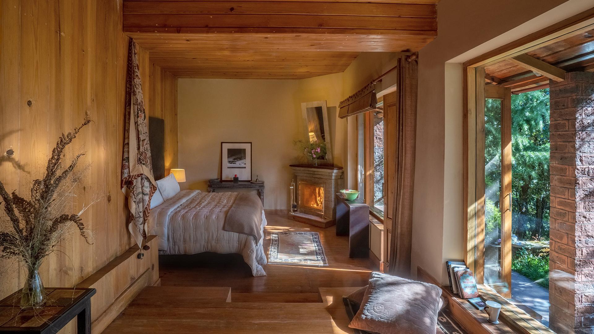 Lodge image 1 at Mary Budden Estate by Almora, Uttarakhand, India