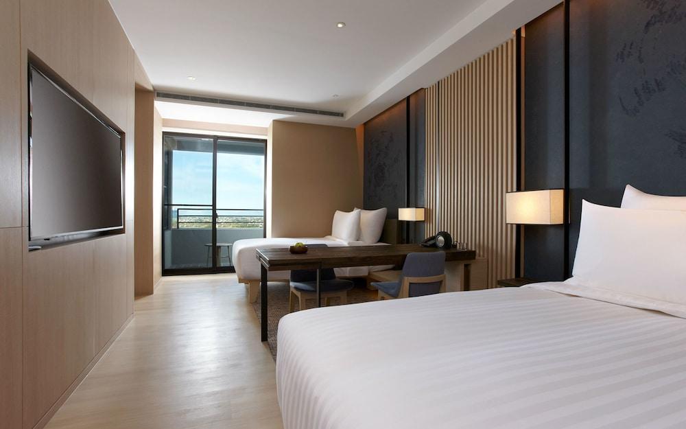 image 1 at Mu Jiao Xi Hotel by No. 1, Jiankang Rd. Jiaoxi Yilan County 262 Taiwan