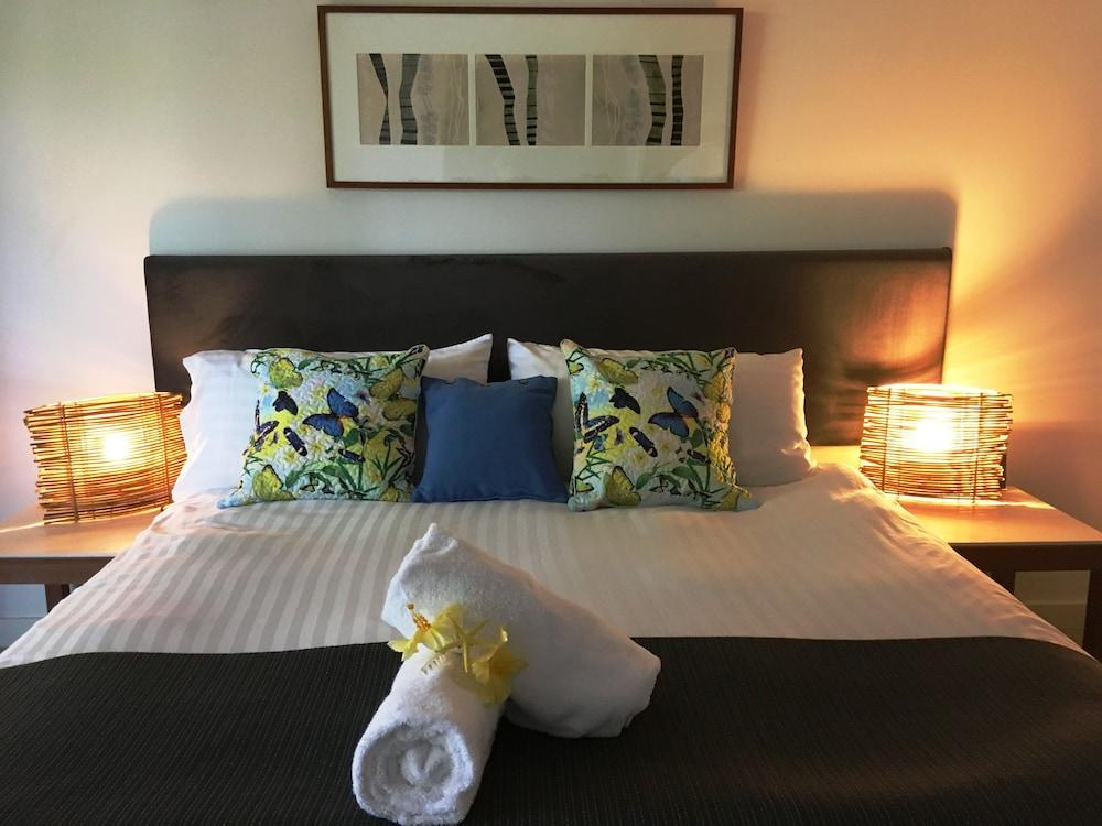 image 1 at Luxury Apartment at Sea Temple Palm Cove 2 Bed 2 Bath by 228-229/ 5 Triton St Palm Cove QLD Queensland 4879 Australia