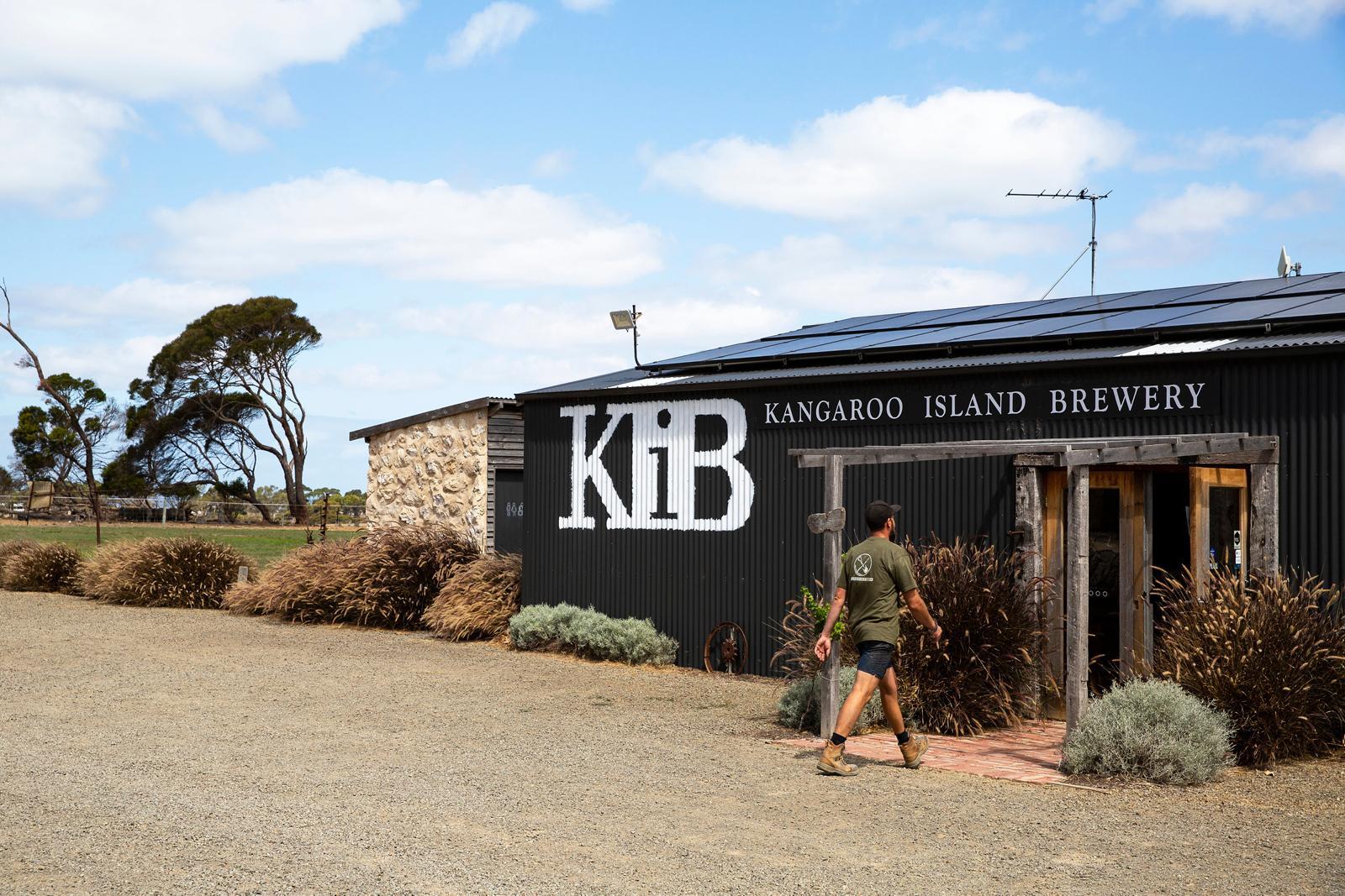 Kangaroo Island Brewery