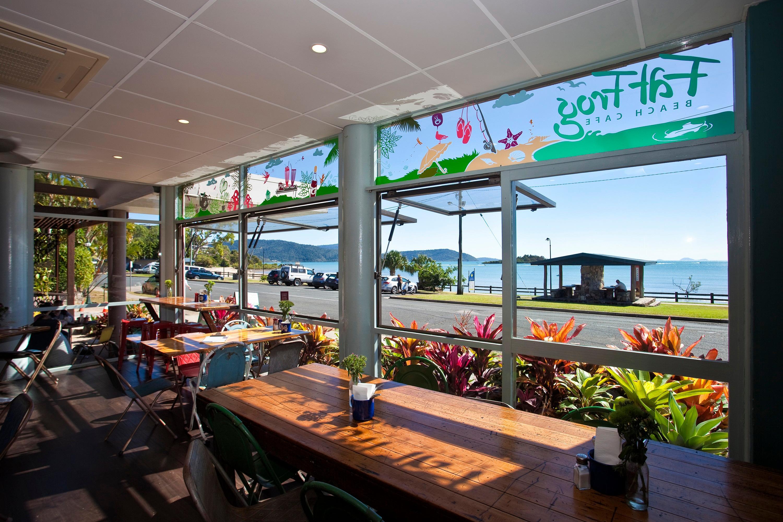 Fat Frog Beach Café