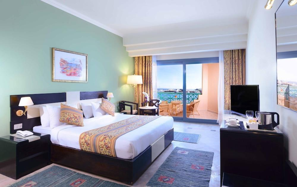 image 1 at Hotelux Marina Beach Hurghada by Cornish Road, Beside Touristic Port Hurghada Red Sea Governorate Egypt