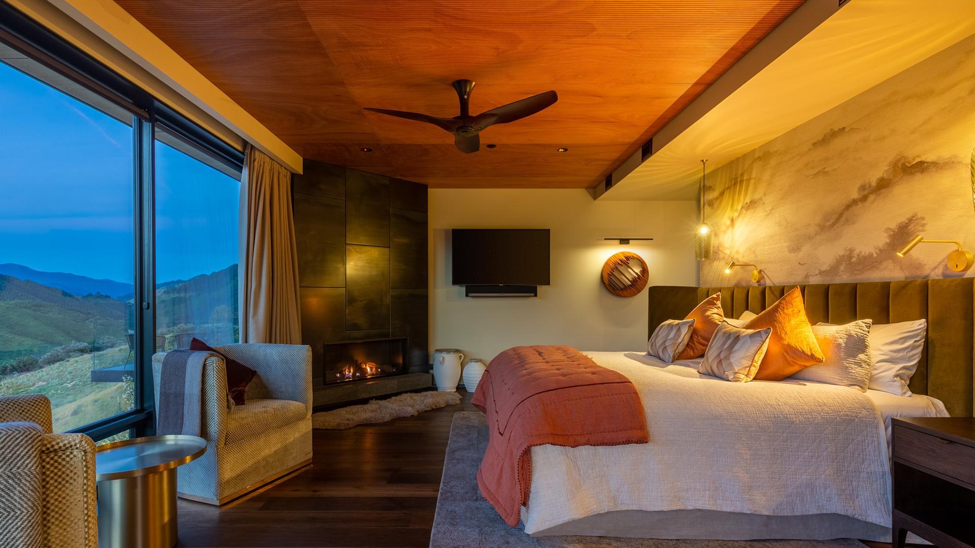 Motueka Suite image 1 at Falcon Brae Villa by null, Tasman, New Zealand