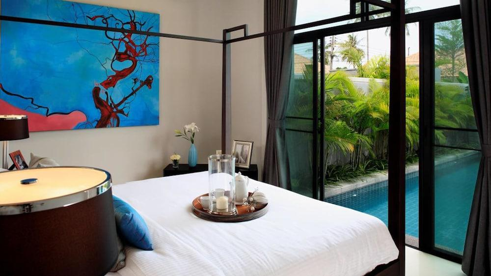 image 1 at Two Villas Holiday Phuket Onyx Style Nai Harn Beach by 136/275-276 Saiyuan – Kata Road Rawai Phuket 83130 Thailand
