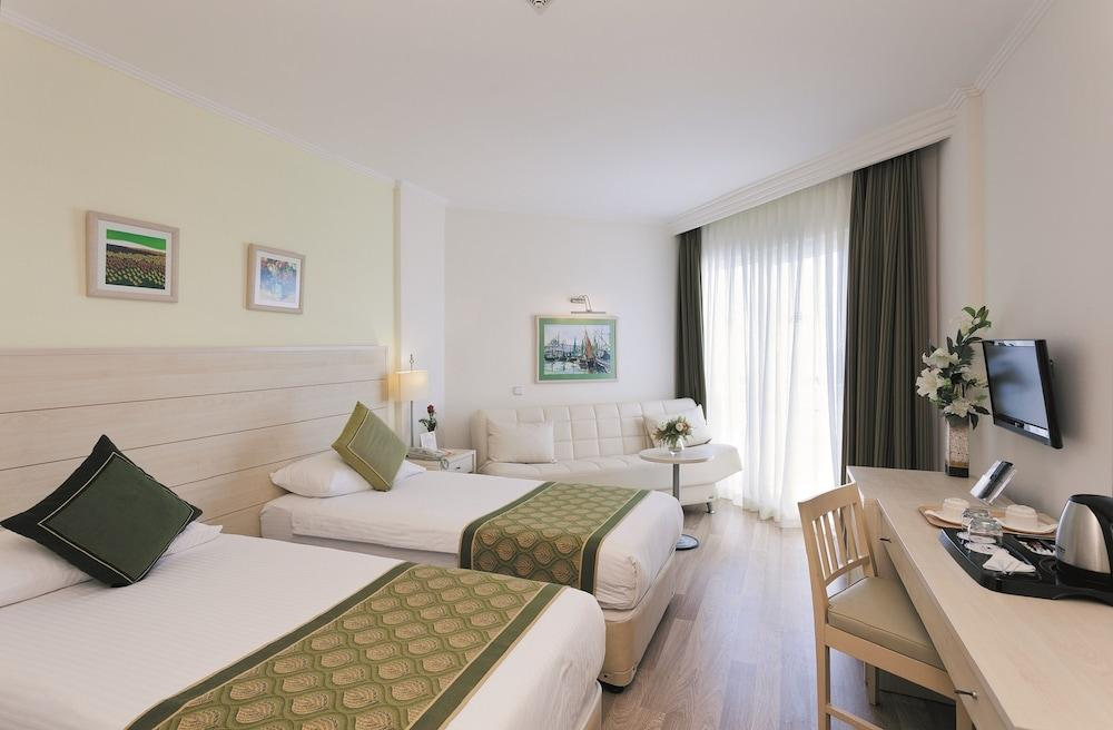 image 1 at Febeach Hotel - All Inclusive by Sahil Street, Kumköy Side Antalya 07330 Turkey