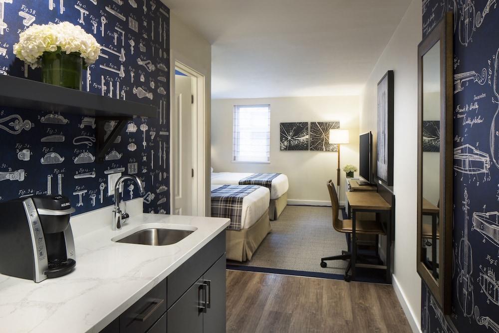 image 1 at Hotel Indigo Boston Garden, an IHG Hotel by 280 Friend Street Boston MA Massachusetts 02114 United States