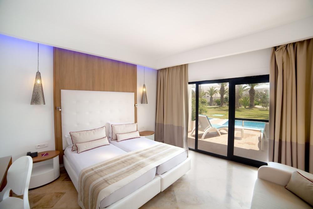 image 1 at Holiday Village Manar by Route Touristique Merazga Hammamet 8050 Tunisia