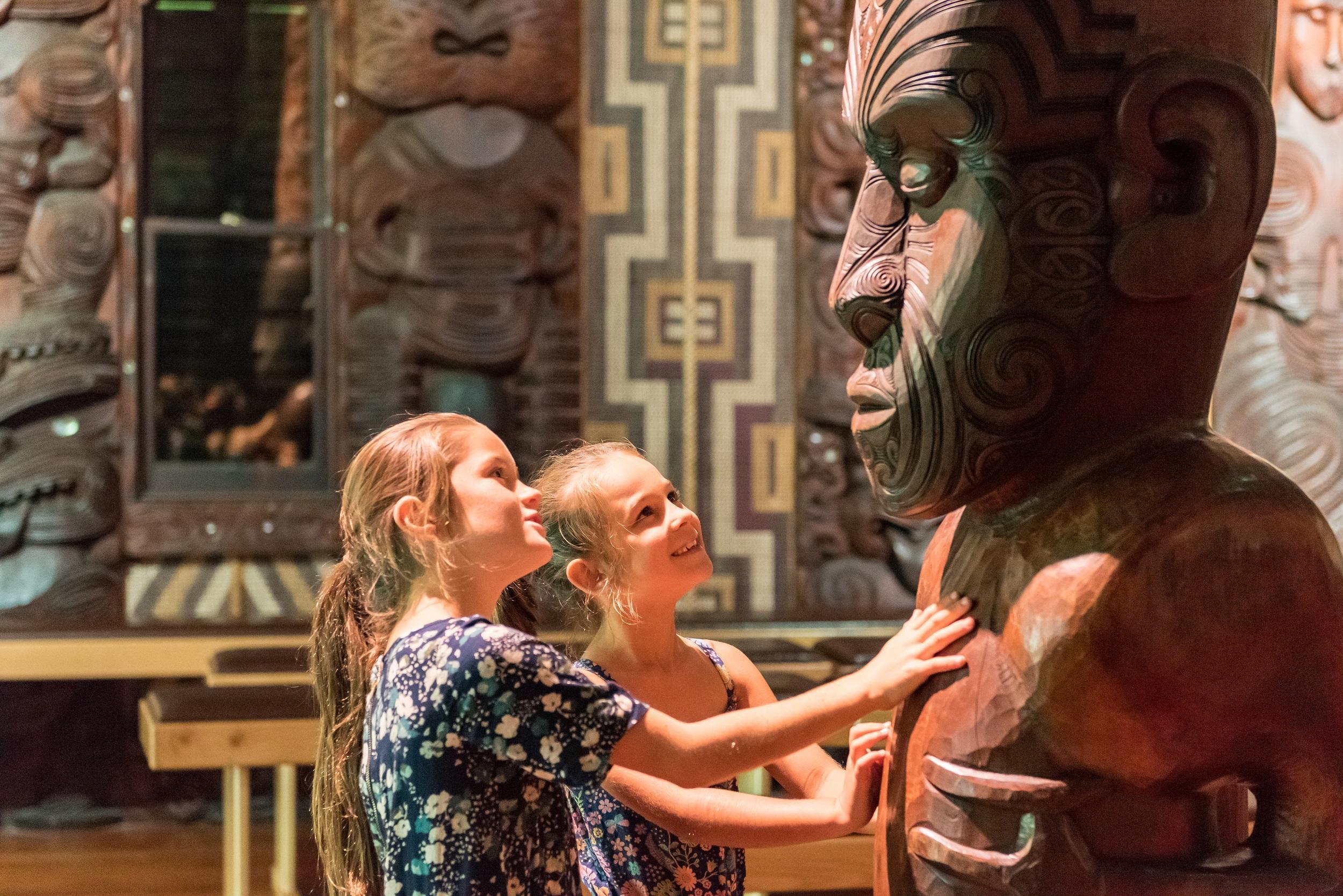 Te Kōngahu Museum of Waitangi 2