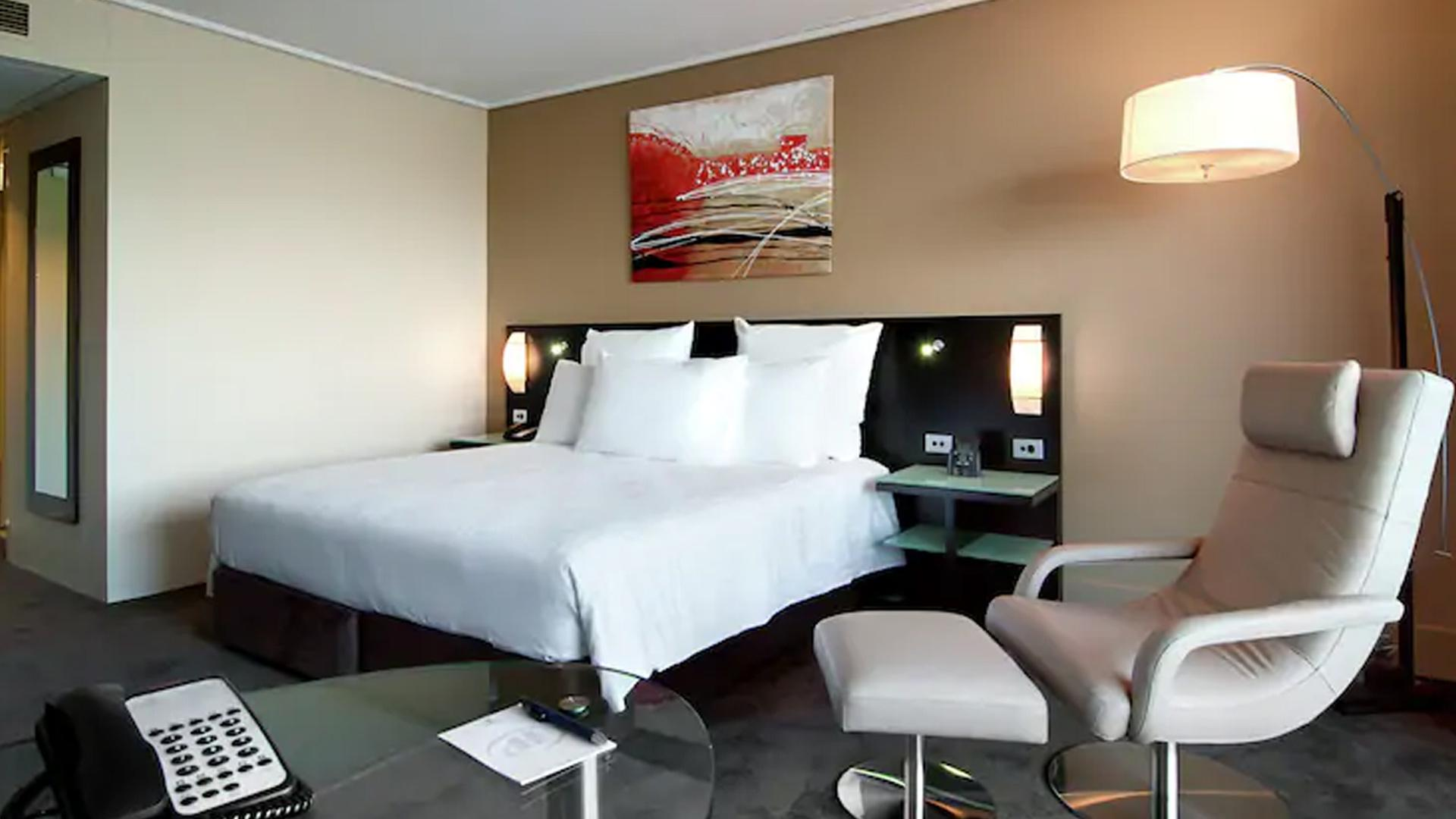 Executive Room  image 1 at Hilton Cairns by Cairns Regional, Queensland, Australia