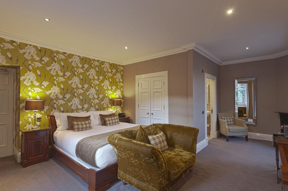 image 1 at Fonab Castle Hotel & Spa by Foss Road Pitlochry Scotland PH16 5ND United Kingdom