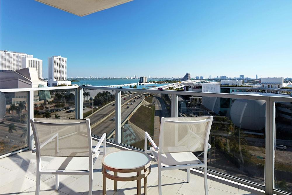 image 1 at The Gabriel Miami, Curio Collection by Hilton by 1100 Biscayne Blvd Miami FL Florida 33132 United States